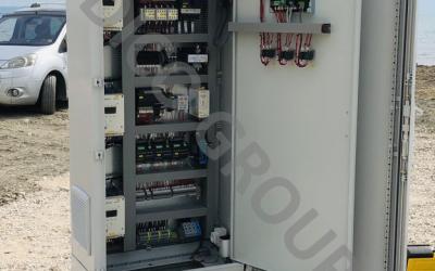 Panel Kontrolli Per 3 pompa