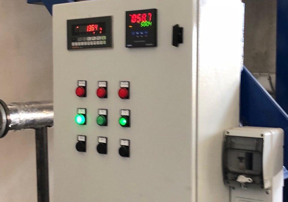 Fabrikë Prodhimi Lubrifikantësh