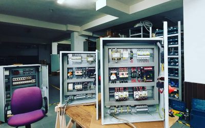 7-15 kw panel kontrolli per stacion pompimi